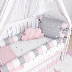 Baby Bedroom, Baby Room Decor, Girls Bedroom, Baby Room Design, Crib Bedding Sets, Baby Cribs, Girl Room, Babys, Manicure Pedicure