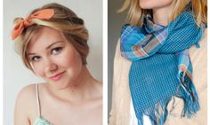 25 DIY Scarves, wraps, shawls, etc.