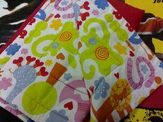 Para brincar ou para tapar :) Por encomenda em vários tecidos!