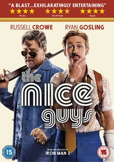 Ryan Gosling and Russell Crowe team up to investigate the case of a missing girl in this thriller co-written and directed by Shane Black.
