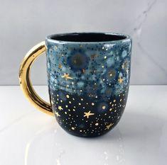 Pottery Adams Cornwall Tea Cup & Saucer