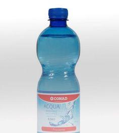 Conad ritira lotto di acqua minerale sospetta