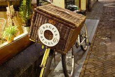 OMG! favorite place in Leiden go eat!! Bagels & Beans in Leiden, Netherlands