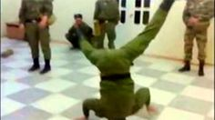 Russian special forces dance 2017