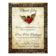 464a57d26fd57 40 best Tattoo Thank You Cards images in 2017 | Appreciation cards ...