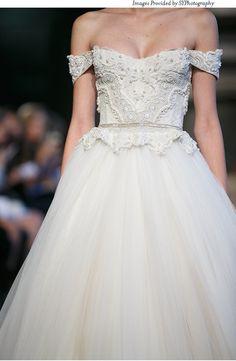 Sexy Wedding Dresses by Inbal Dror / 2015 Collection / SYPhotography http://syphotography.com/ / via StyleUnveiled.com