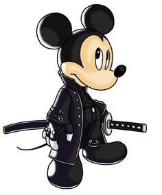 Mickey Color by ~Mikel-kun