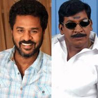 Prabhu Deva's next venture with Vadivelu  It seems to be a coup of sorts. Acclaimed actor-dancer-director Prabhhudeva is planning to do a movie in Tamil very soon. Guess who he is planning to cast as hero? Its none other than comedian Vadivelu.   Read More: http://www.kalakkalcinema.com/tamil_news_detail.php?id=6499&title=Prabhu_Deva%27s_next_venture_with_Vadivelu