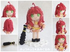 Amigurumi Doll Anime : Edward elric amigurumi doll