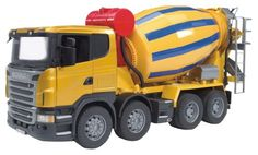 Bruder Scania R-Series Cement Mixer Truck | Toys Heaven
