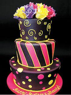 Nuevas Tendencias en Decoración de Tortas: Tortas de 15 Años,