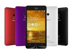 Sepsifikasi Dan Harga Asus Zenfone 5 A501CG Android Kitkat | Harga Ponsel Terbaru