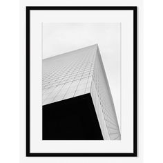 Offset for west elm Print - Building Facade II by The Licensing Project
