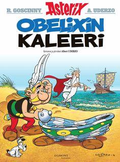 Lehtipisteissä! Sarjakuvakauppiailla! #Asterix #Obelix #risteilyt #matkailu