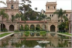 pictures of balboa park san diego - Google Search