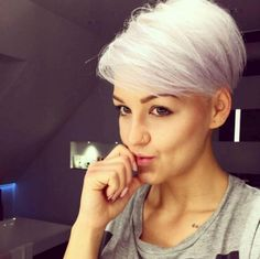 Sevana Lopez short hair styles pictures 2017