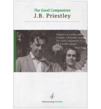 The Good Companions by JB Priestly (from list: books set in the theatre)