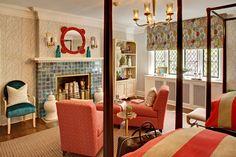 Appealing Pratt And Larson home interior design Eclectic Bedroom Other Metro