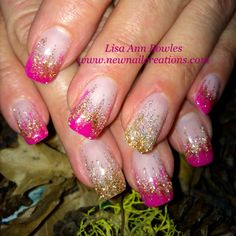 Uv Gel Nails, Beauty, Beautiful, Beleza, Cosmetology