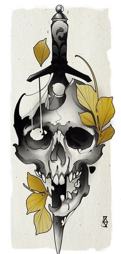 Neo Traditional, Halloween, Artist, Inspiration, Skulls, Tattoos, Biblical Inspiration, Tatuajes, Retro