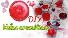 Velas aromáticas caseras - Velas DIY (Manualidades Fáciles) - http://cryptblizz.com/como-se-hace/velas-aromaticas-caseras-velas-diy-manualidades-faciles/