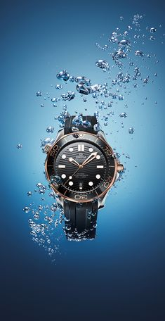 Omega watches seamaster, Omega diver, Omega seamaster quartz, Omega seamaster Mens watches omega, Omega railmaster - Why dive for treasure when you can dive with it OMEGA& new Seamaster Diver 3 - Omega Seamaster Quartz, Omega Watches Seamaster, Omega Seamaster Automatic, Omega Speedmaster, Best Watches For Men, Luxury Watches For Men, Cool Watches, Omega Railmaster, Omega Diver