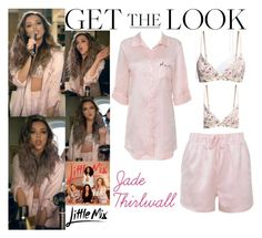 """""""Jade Thirlwall  Little Mix Hair Music Video 2016 #2"""" by valenlss ❤ liked on Polyvore featuring H&M and CO"""
