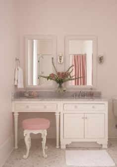 Girls bathroom.   Bathroom Vanity Design, Pictures, Remodel, Decor and Ideas - page 6