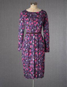 Ich habe das auf @BodenDirect entdeckt. Thea Kleid Violett Blumen