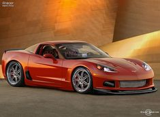 C6 Corvette Custom