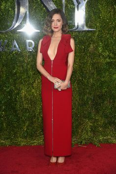 Rose Byrne | All The Looks From The 2015 Tony Awards