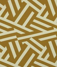Robert Allen Contract Terrazza 14 Karat || would love this as patio upholstery with deep navy or black piping!