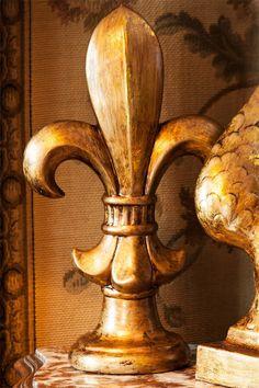 Buy Home Decor Online - Vases & Candlelight, Picture frames, Wall Art, Cushions, Throws, Window dressing, Decorative accents - Trelise Cooper Fleur di Les Ornament - EziBuy Australia