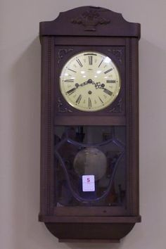 H.A.C. Mantel Clock - MADE IN WURTTEMBERG
