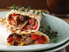 Mantarlı et dürüm Tortilla, Food Blogs, Mexican, Ethnic Recipes