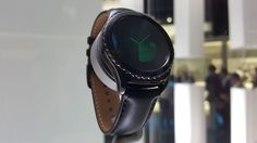 Hands on with Samsung Gear S2 smartwatch