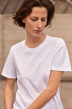 COS is a contemporary fashion brand offering reinvented classics and wardrobe essentials made to last beyond the season, inspired by art and design. Striped Shirt Dress, Simple Shirts, Staple Pieces, Summer Shirts, Contemporary Fashion, Wide Leg Trousers, Shirt Shop, Simple Dresses, Cos