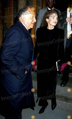 Jackie and Maurice. 1990