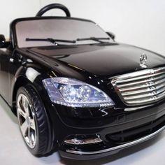 Carrito Electrico Mercedes Benz 2014 Control Remoto