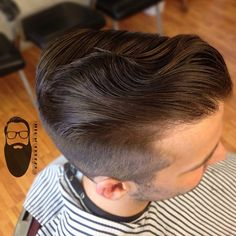 , Mens Hairstyles With Beard, Dope Hairstyles, Hairstyle Men, Hair And Beard Styles, Hair Styles, Men's Haircuts, Haircuts For Men, Man Hair, Men's Cuts