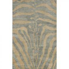 Momeni Serengeti Ice Novelty Rug - SG-03ICE
