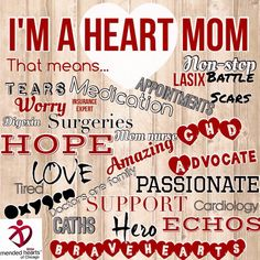Heart Momma and proud to be!  Love my fighting girl!