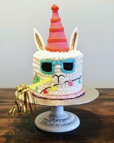 Llama Birthday Cake pertaining to Inspiration for You - Birthday Ideas Make it Pretty Cakes, Cute Cakes, Beautiful Cakes, Amazing Cakes, Llama Birthday, Birthday Cake, Birthday Ideas, Birthday Parties, Teen Birthday