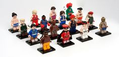 Lego Street Fighter