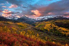 Mount Sneffels, Colorado by Guido Diana