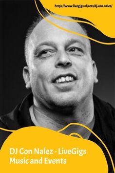 DJ Con Nalez is een allround DJ die als geen ander weet hoe hij het publiek moet vermaken. Sinds de jaren 90 draait hij op de meest uiteenlopende gelegenheden. Van bruiloft tot cafe, van feesttent tot festival. Ben je op je feest op zoek naar een mix voor jong en oud, dan is hij de juiste man.