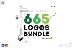 665 Logos Bundle - Logos