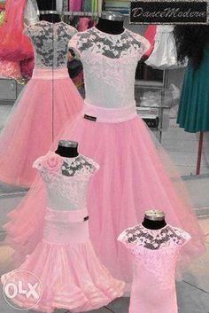 Платье рейтинговое для бальных танцев детское(бейсик) Слов'янськ • OLX.ua
