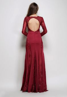 http://dresslinn.com/prom-dresses/long-prom-dresses/red-illusion-and-beaded-details-high-neck-gown-formal-gown-with-open-back.html