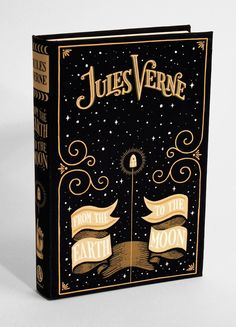 Jules Verne Book Cover Illustrations by Jim Tierney